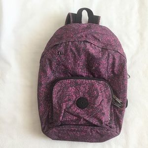 Kipling Backpack Multicolor (purple)